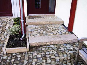Hausgarten in Wenningsen