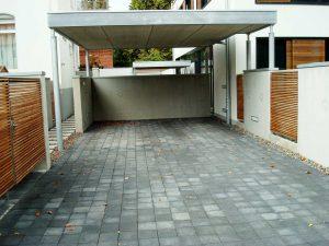 Moderner Hausgarten Herrenhausen