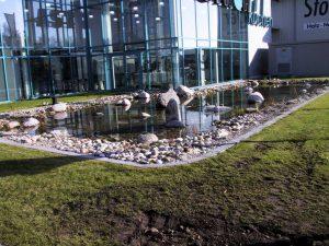 Teichanlage Astroh